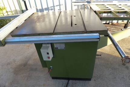 heavy duty bench saw / industrial.