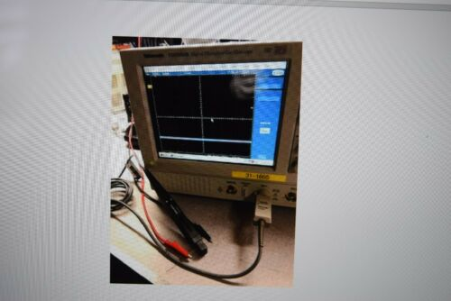 Tektronix TCP202 DC Current Probe, 15 A, 50 MHz Oscilloscope TEK Test GUARANTEED