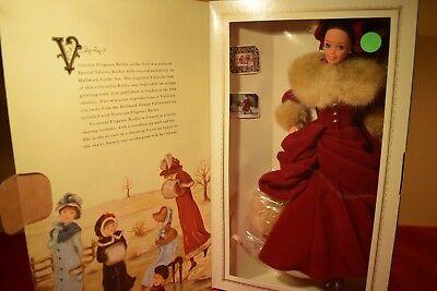 Mattel VICTORIAN ELEGANCE Barbie Doll 1994 12579 A1217  - $8.95