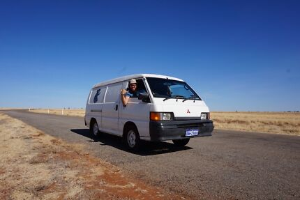 Mitsubishi Express Backpacker Full Equipped Sydney City Inner Sydney Preview