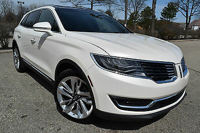 Image 8 of 2016 Lincoln MKX AWD…