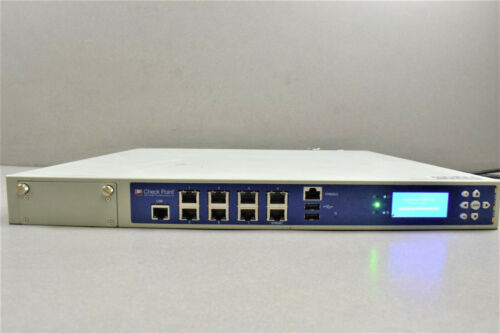 CheckPoint T-180 4800 8 Port Gigabit Firewall Appliance Dual Power