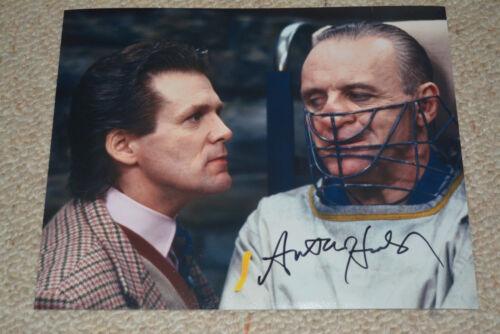 ANTONY HEALD signed  Autogramm 20x25 cm In Person DIE JURY , DER KLIENT , LAMBS