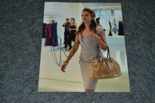 KATIE CASSIDY signed autograph In Person 8x10 GOSSIP GIRL