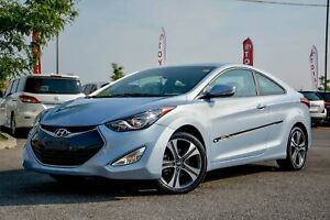 Hyundai Elantra Coupe 2013 LIMITED