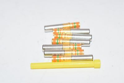 Lot Of 7 New Amphenol M3902956-353 Circular Mil Spec Contacts Cont Sz 12 Qpl Sk