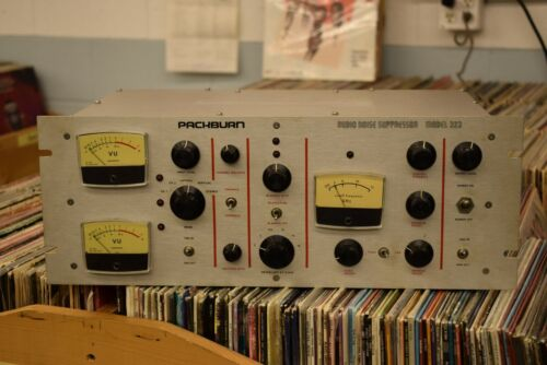 Packburn Audio Noise Suppresor Model 323 - One Owner - Original Box - Working
