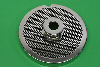 56 X 18 Holes Stainless Meat Grinder Disc Plate For Hobart 4056 Biro Berkel