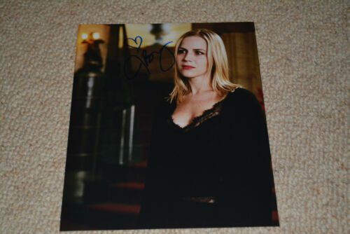 JULIE BENZ signed autograph 8x10 20x25 cm  In Person BUFFY
