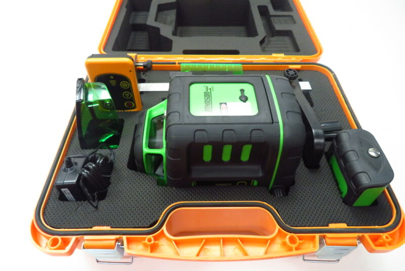 Johnson Level and Tool 40-6543 Self-Leveling Rotary Laser Level