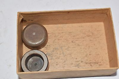 Punch Die Set Roper Whitney Press Diacro .067 Circle Missing Punch