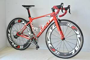 Giant TCR Advanced size S small road bike