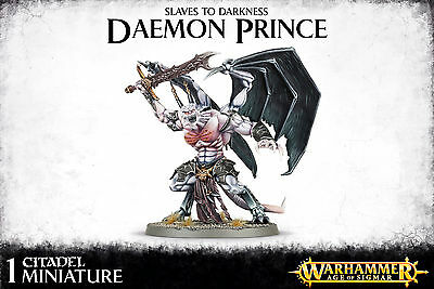 Daemon Prince Slaves to Darkness Chaos Space Warhammer 40k Age of Sigmar NEW