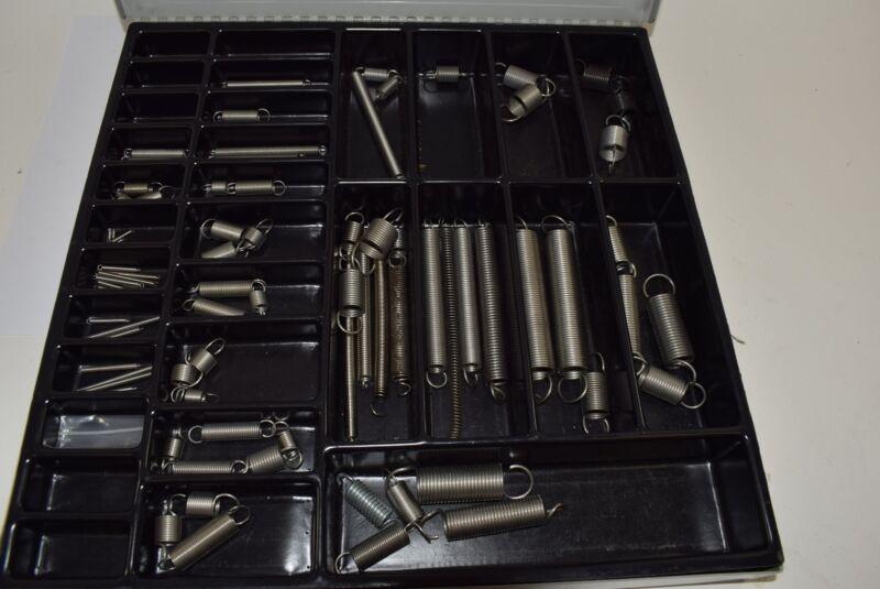 Lee STOCK EXTENSION SPRINGS STEEL 301 Kit Metal Case