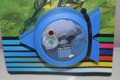 Acuario Pequeño Azul Algas Imán Limpiador Para 8MM Vidrio Grosor