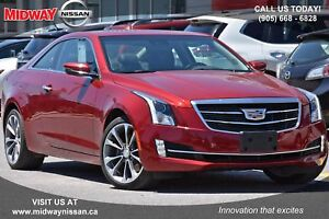 2015 Cadillac ATS 2.0L Turbo Performance Performance AWD|Blue...
