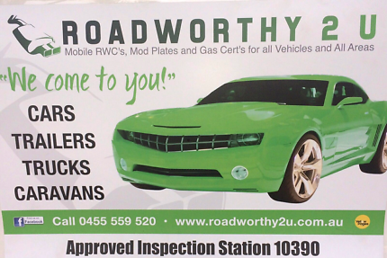 Mobile Roadworthy  Brisbane City Brisbane North West Preview