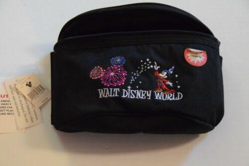 Walt Disney World Parks Sorcerer Mickey Mouse Fanny Pack Lights Up
