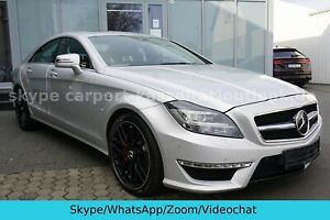 Mercedes-Benz CLS 63 AMG S 4M AMG-Drivers/AMG-Ride
