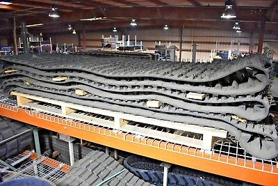New 2 86-89 Asv 2800 2500 Some Md70 Track Truck Rubber Track Snow Sand Turf