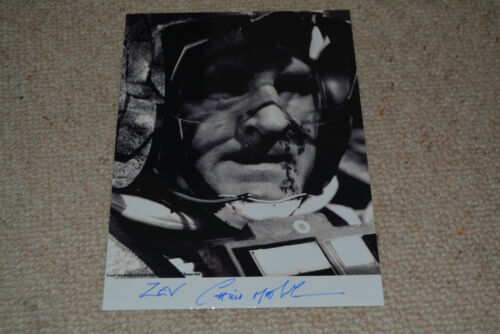 CHRISTOPHER MALCOLM signed autograph 8x11 STAR WARS ZEV Empire Strikes Back