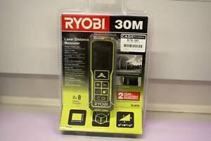 Ryobi RLM30 Laser Distance Measurer, Brand New Nerang Gold Coast West Preview