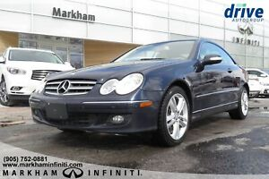 2007 Mercedes-Benz CLK-Class Leather|Sunroof|Accident free| S...