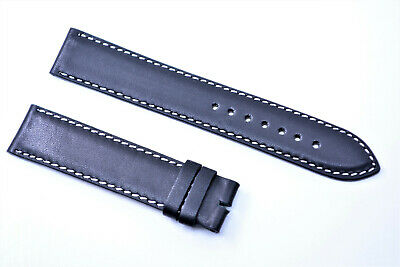Original Tissot 1853 band PR100 PRC Uhrenarmband 19 mm Schwarz Echtleder Armband