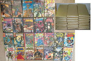 Marvel-DC-etc-Comics-Mystery-Bags-6-per-bag-EACH-CONTAINS-1-COLLECTABLE
