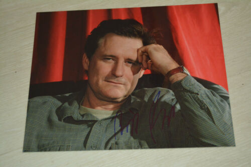 BILL PULLMAN signed Autogramm 20x25 In Person THE SINNER