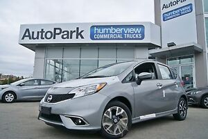 2015 Nissan Versa Note 1.6 SR BRAND NEW|REAR CAM|SPORT ALLOYS|