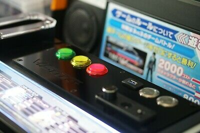 Taito Vewlix Candy Cab arcade V.select optional panel