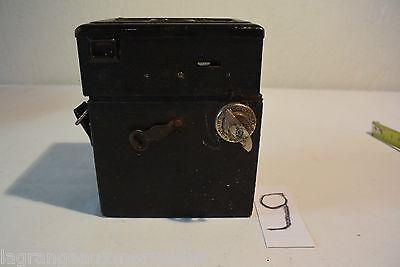 C9 Ancien appareil photo CORONET foyer 104 mm toutes distances