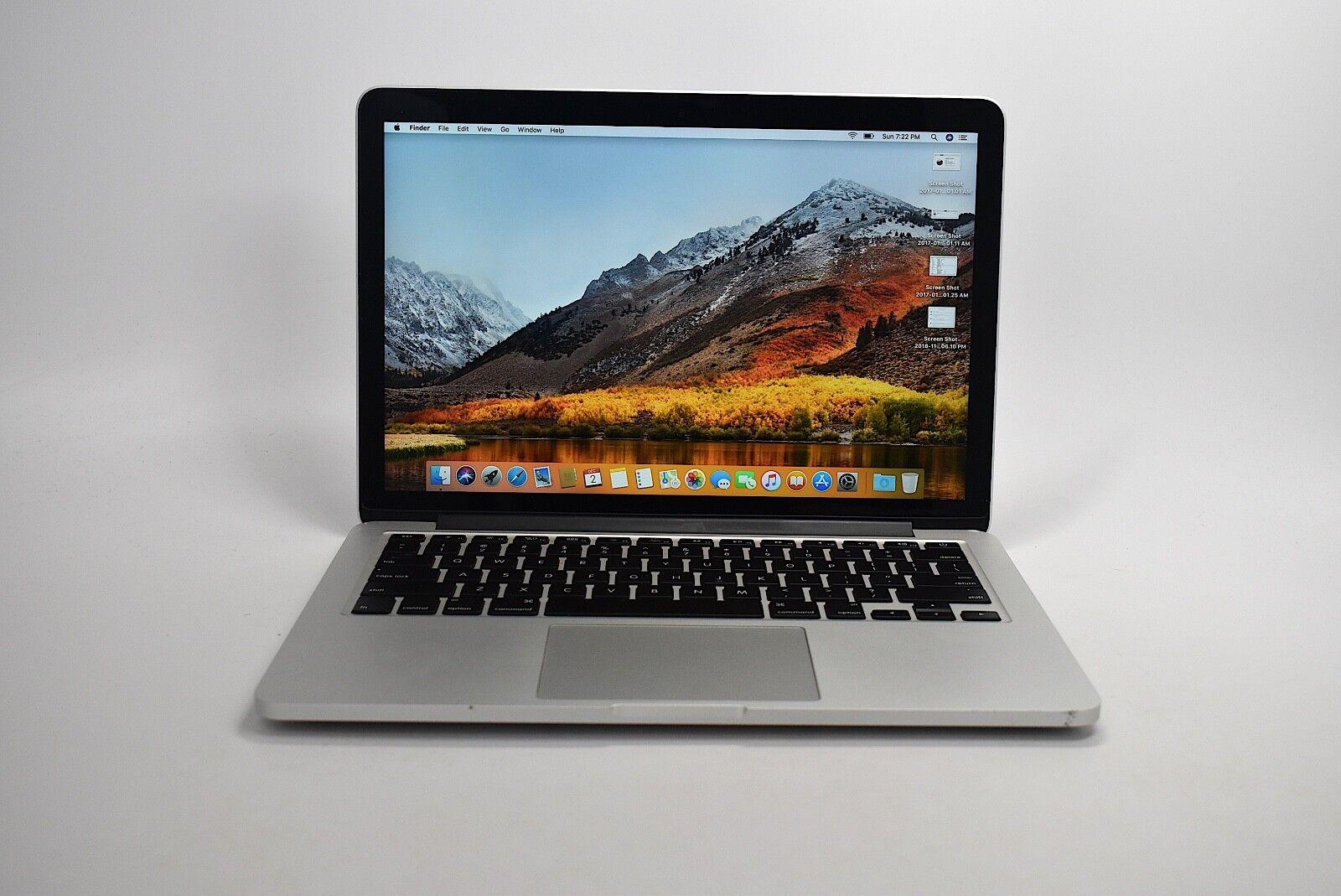"2015 MacBook Pro Retina 13"" / 16GB / 1TB SSD / 3.1Ghz /  i7 / AppleCare 8/2019!"