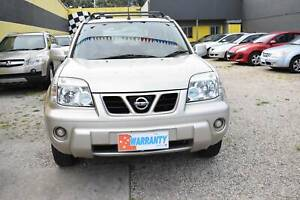 2003 NISSAN XTRAIL ST 4X4 AUTOMATIC REGO RWC AND 1YR WARRANTY Dandenong Greater Dandenong Preview