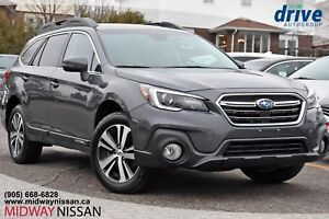 2018 Subaru Outback 2.5i Premier EyeSight Package