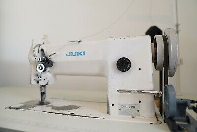 Juki Dnu-241h Industrial Single Needle Walking Foot Sewing Machine