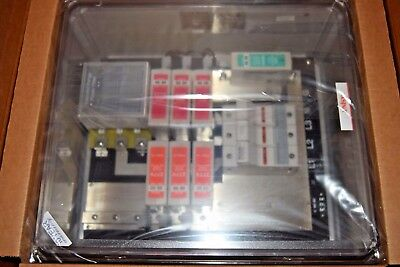 Unisys 652134008 Transient Voltage Surge Suppressor 277480v 60hz 3-phase Nib