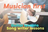 Song writer music lessons in old East hill!