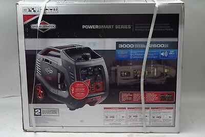 Briggs Stratton P3000 Powersmart Series Inverter Generator Retractable Handle