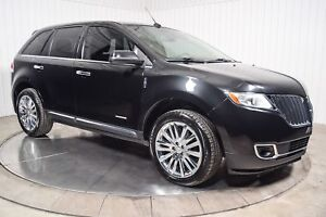 2012 Lincoln MKX LIMITED AWD CUIR TOIT PANO MAGS 20P
