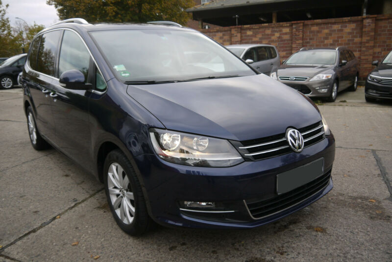 Volkswagen Sharan Highline 1.4 TSI BMT/Start-Stopp 1. Hand