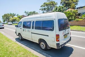 Toyota Hiace Campervan #PepeGaka Ultimo Inner Sydney Preview
