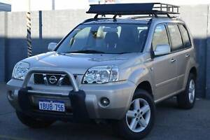 2004 T30 NISSAN X-TRAIL Ti 4x4 Beckenham Gosnells Area Preview