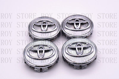 Set of 4 OEM Toyota Camry Avalon 42603-06080 Wheel Center Caps Hubcaps 62MM