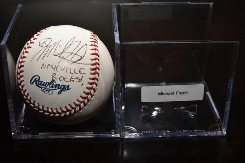 MICHAEL FRANTI signed autographed RAWLINGS baseball