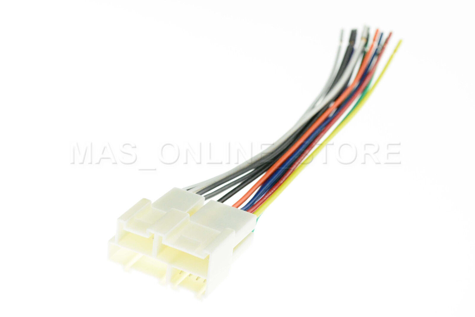 Gm Car Stereo Wiring Harness Antenna Adapter Wire For Pioneer Avh Adapters 1 Of 4free Shipping P2400bt