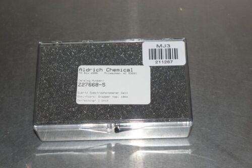 Aldrich Chemical Z27668-5 Supelco UV quartz cuvette   #211267-AC4