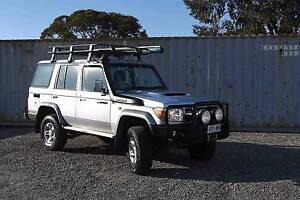 2008 Toyota LandCruiser Wagon GXL kitted out Alice Springs Alice Springs Area Preview
