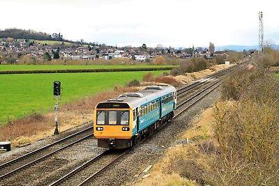 142002 Arriva Trains Wales 6x4 Quality British Rail Photo b